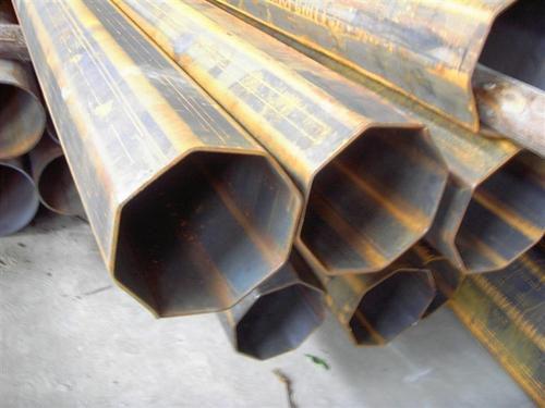 凹槽管-扇形管-D形管-P形管-异型管厂家- 凹槽管